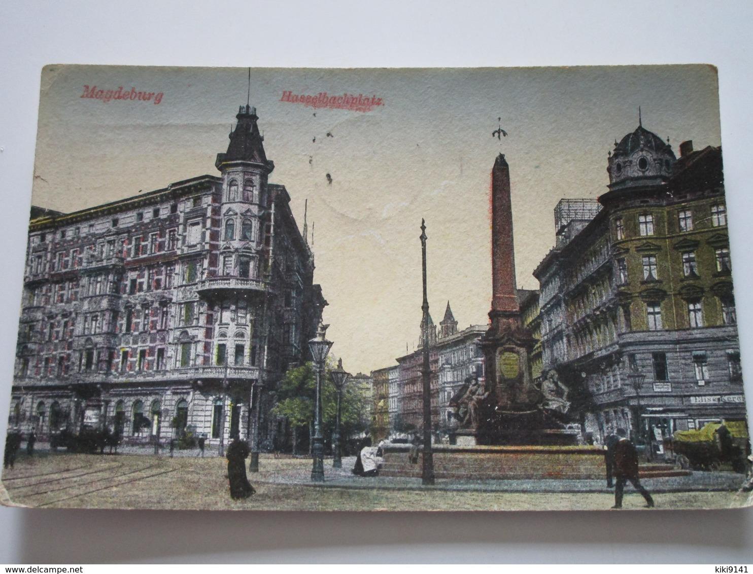 Hasselbachplatz - Magdeburg
