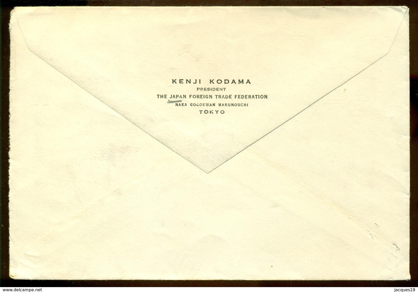 Japan Envelop 1938 - Postal Stationery