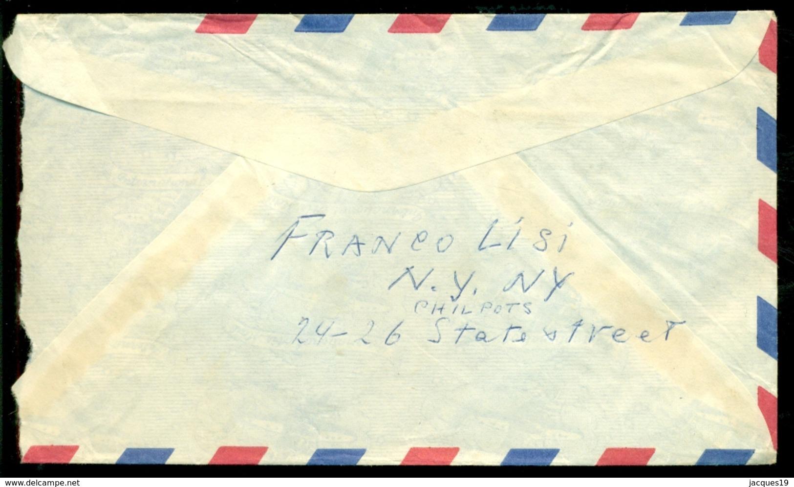 Venezuela 1956 Luchtpostbrief Met Scott # 680 (3) Naar Nederland Met F 1,22 Strafport - Venezuela