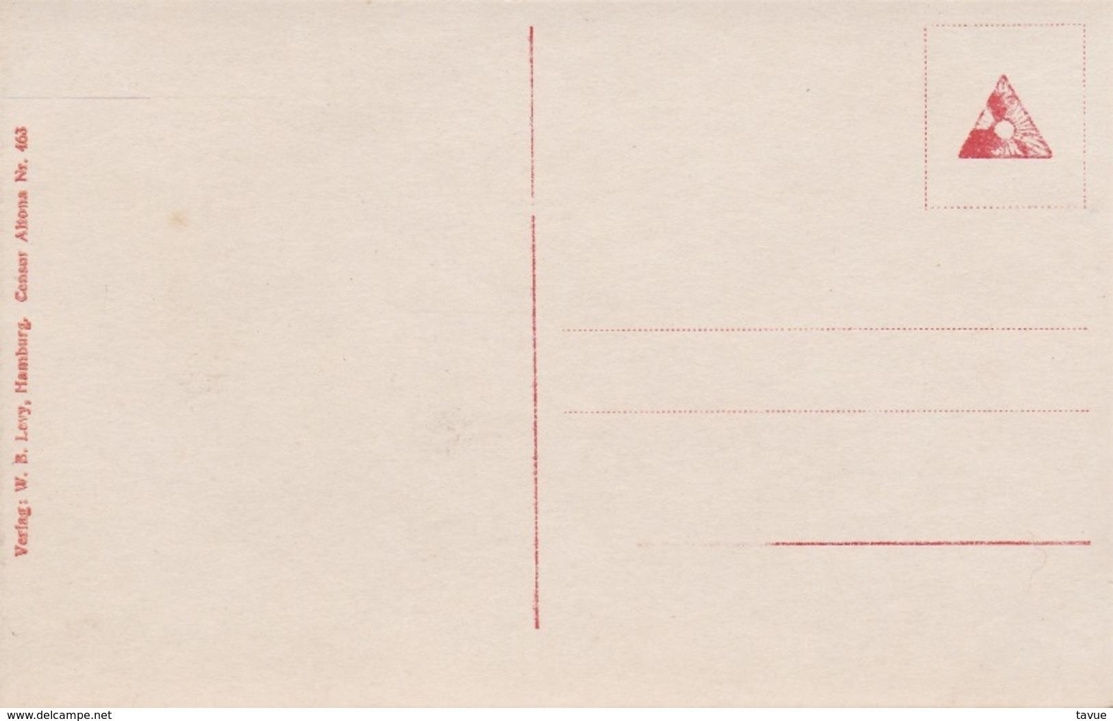 Alte Ansichtskarte Von Der S.M.S. Moltke - Ausrüstung
