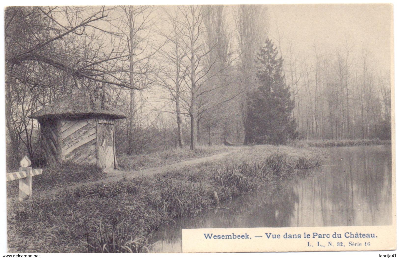 Wezembeek - Park - Parc Du Chateau - Wezembeek-Oppem