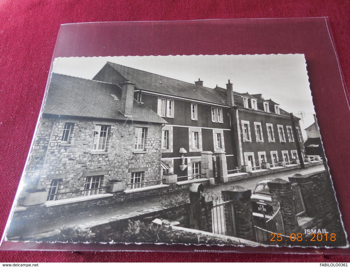 CPSM - Chateaubourg - Maison Sainte-Marie - Façade D'entrée - France