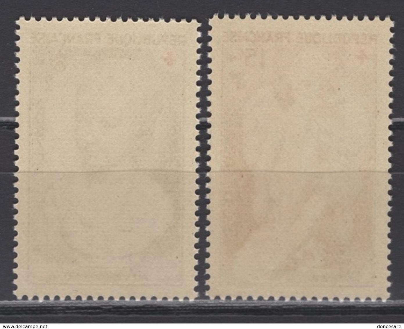 FRANCE 1950 - Y.T. N° 876 / 877  - NEUFS** / 4 - France