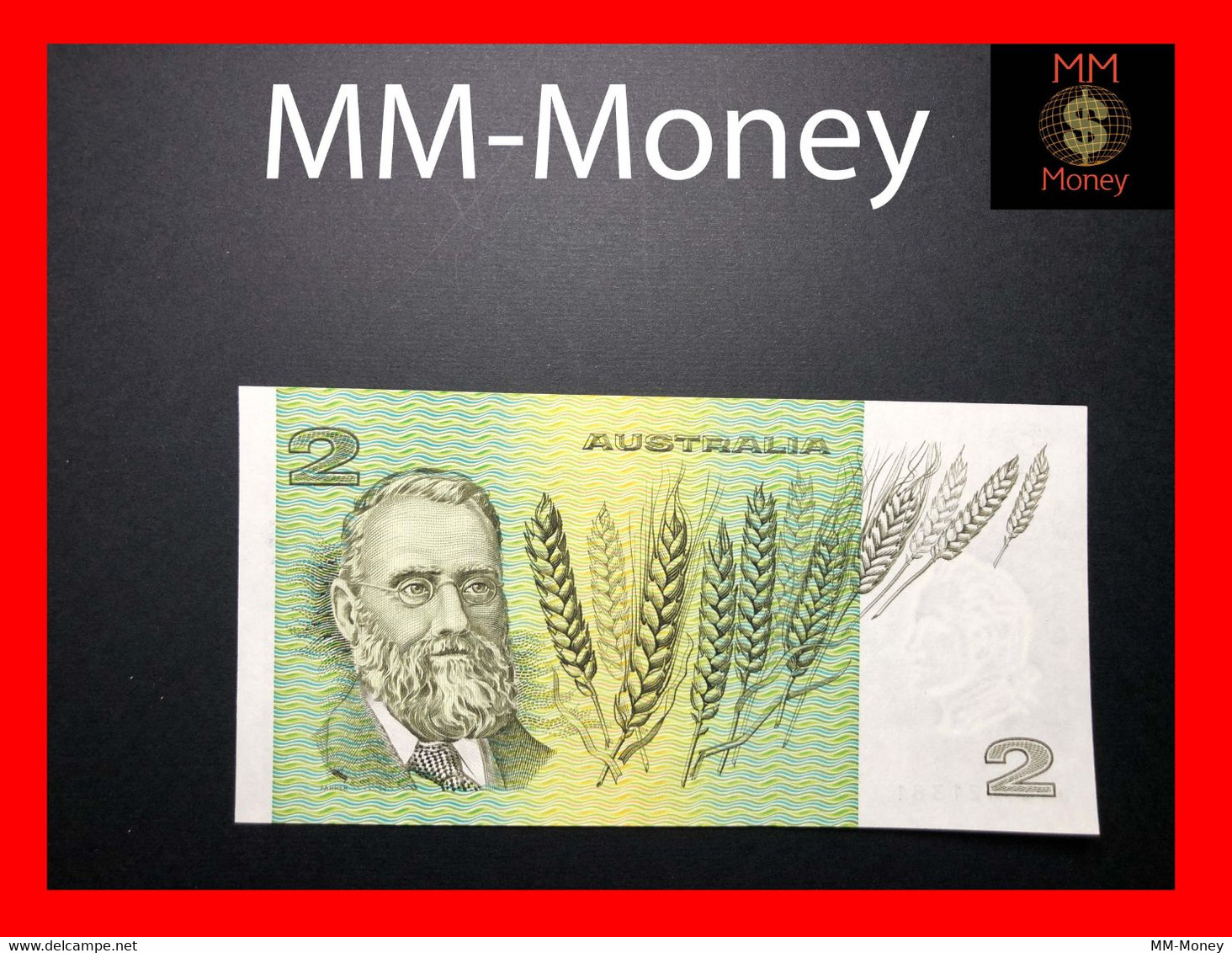 AUSTRALIA 2 $ 1974  P. 43 A - Decimal Government Issues 1966-...