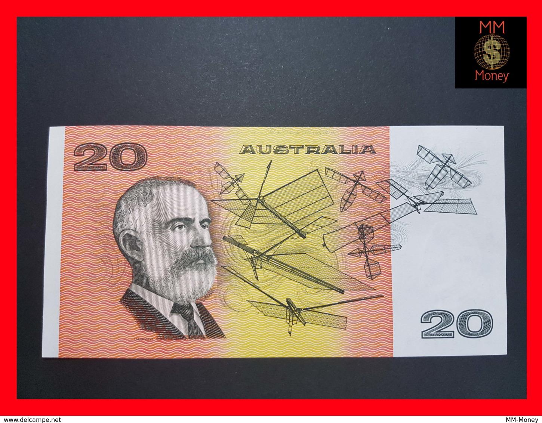 AUSTRALIA 20 $ 1985 P. 46 E UNC - Decimal Government Issues 1966-...