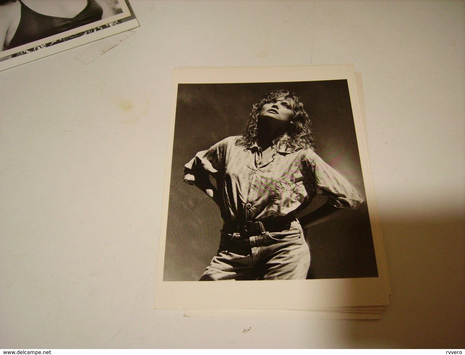 MICHELLE PFEIFFER PHOTO DE GREG GORMAN 1988 - Photos