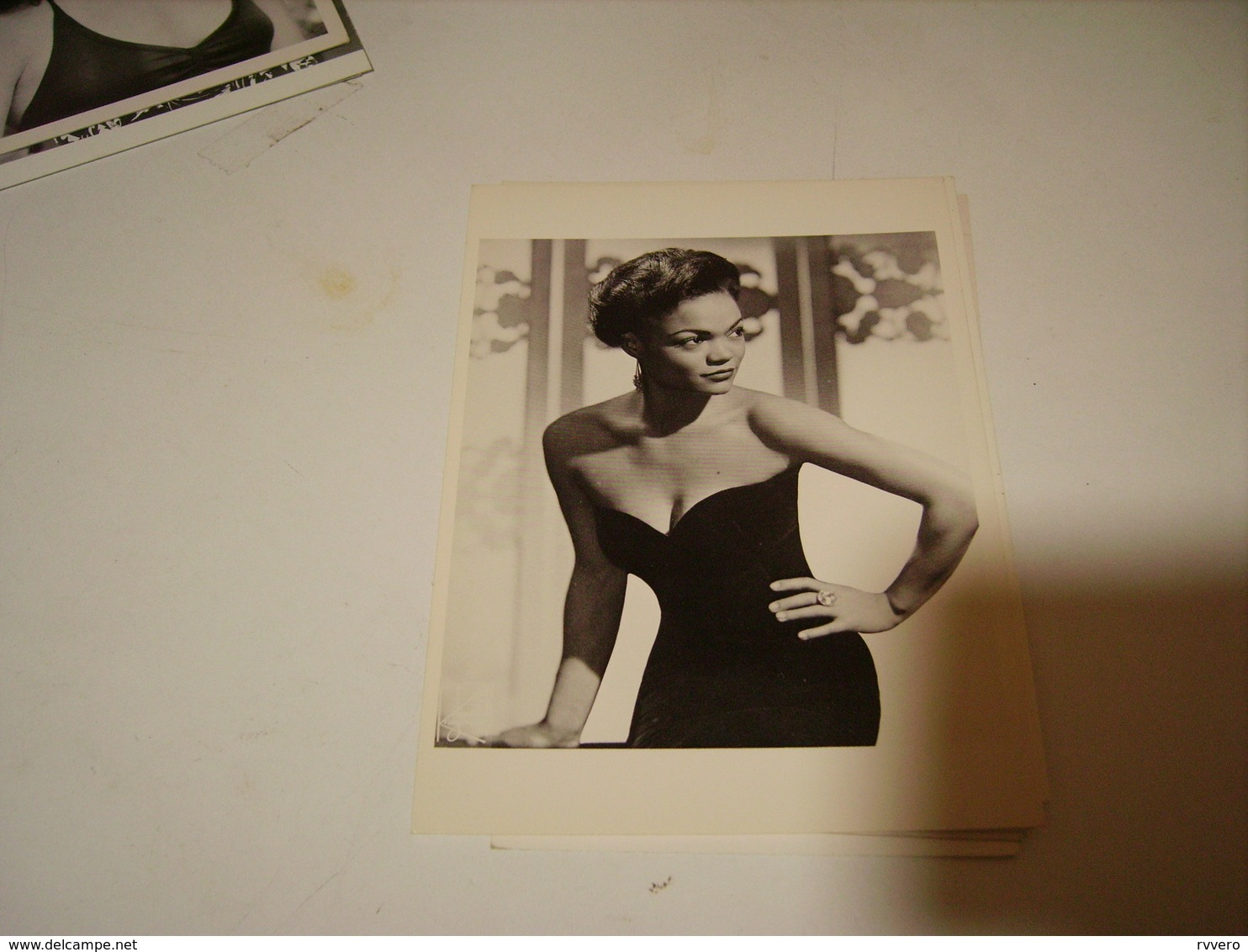 EARTHA KITT PHOTO DE JAMES KRIEGSMANN 1953 - Photos