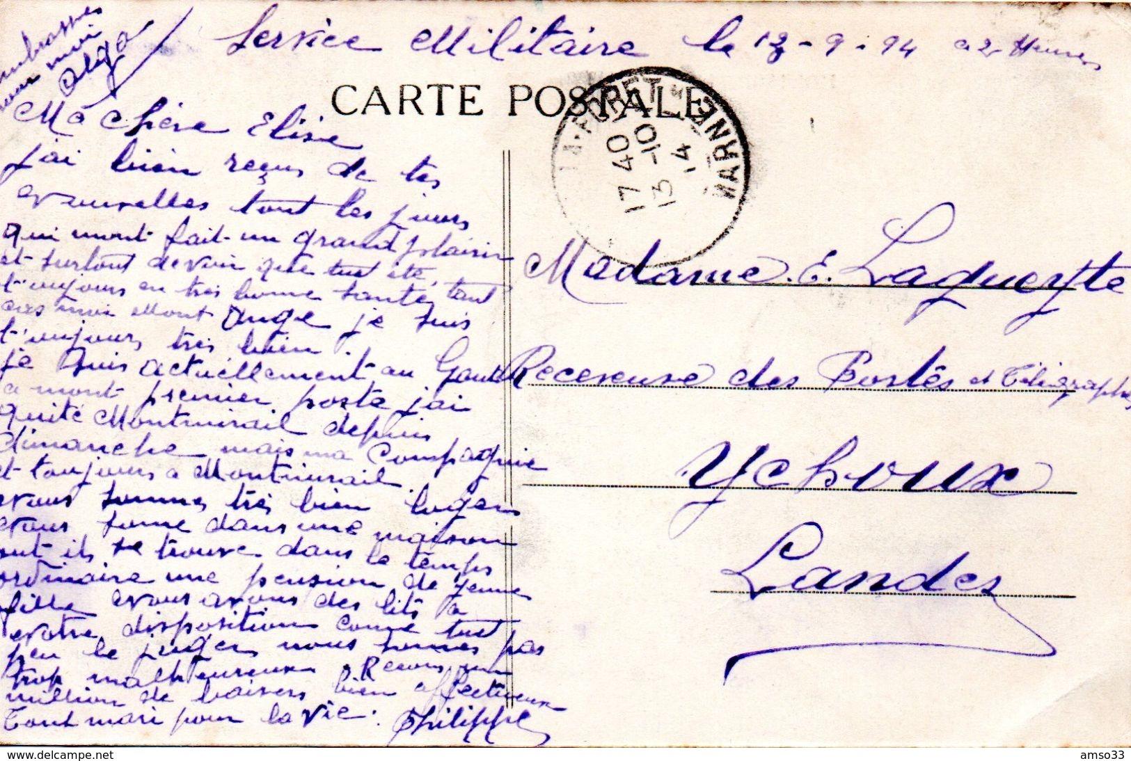9540. MARNE 51 MONTMIRAIL. PLACE FREROT 1914 - Montmirail