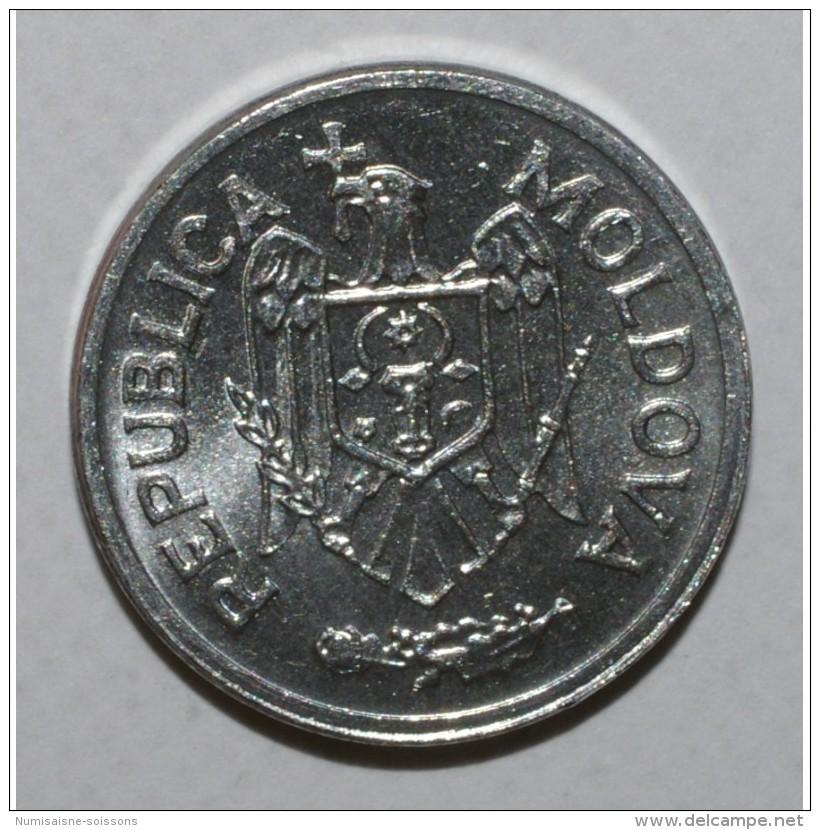 MOLDAVIE - KM 2 - 5 BANI 2001 - FDC - - Moldawien (Moldau)