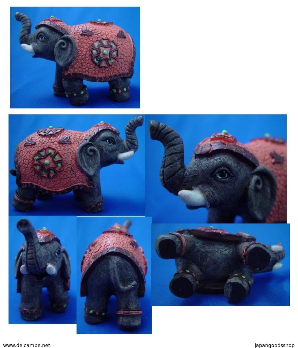 "Statuette : "" Elephant "" - Asian Art"