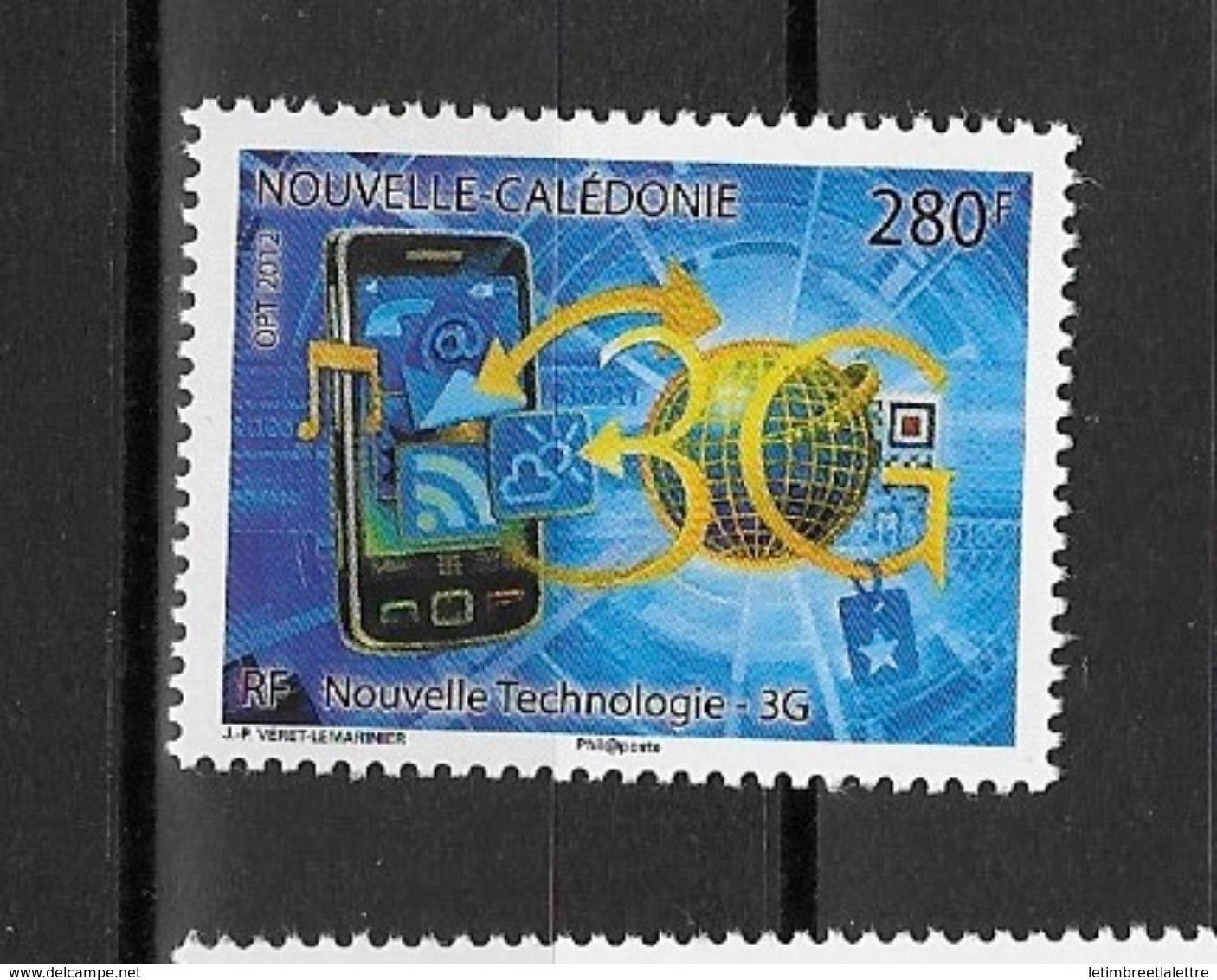 Nouvelle-Calédonie N° 1164** - Nuevos