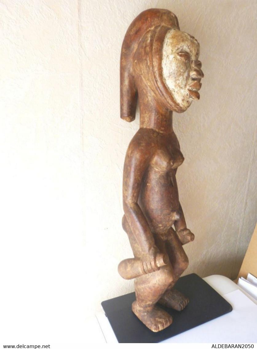 STATUE PUNU  GABON - Art Africain