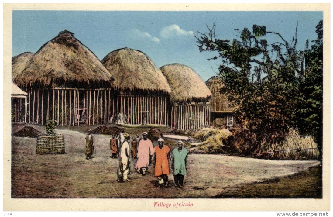B 8371 - Afrique      Village Africain - Afrique Du Sud