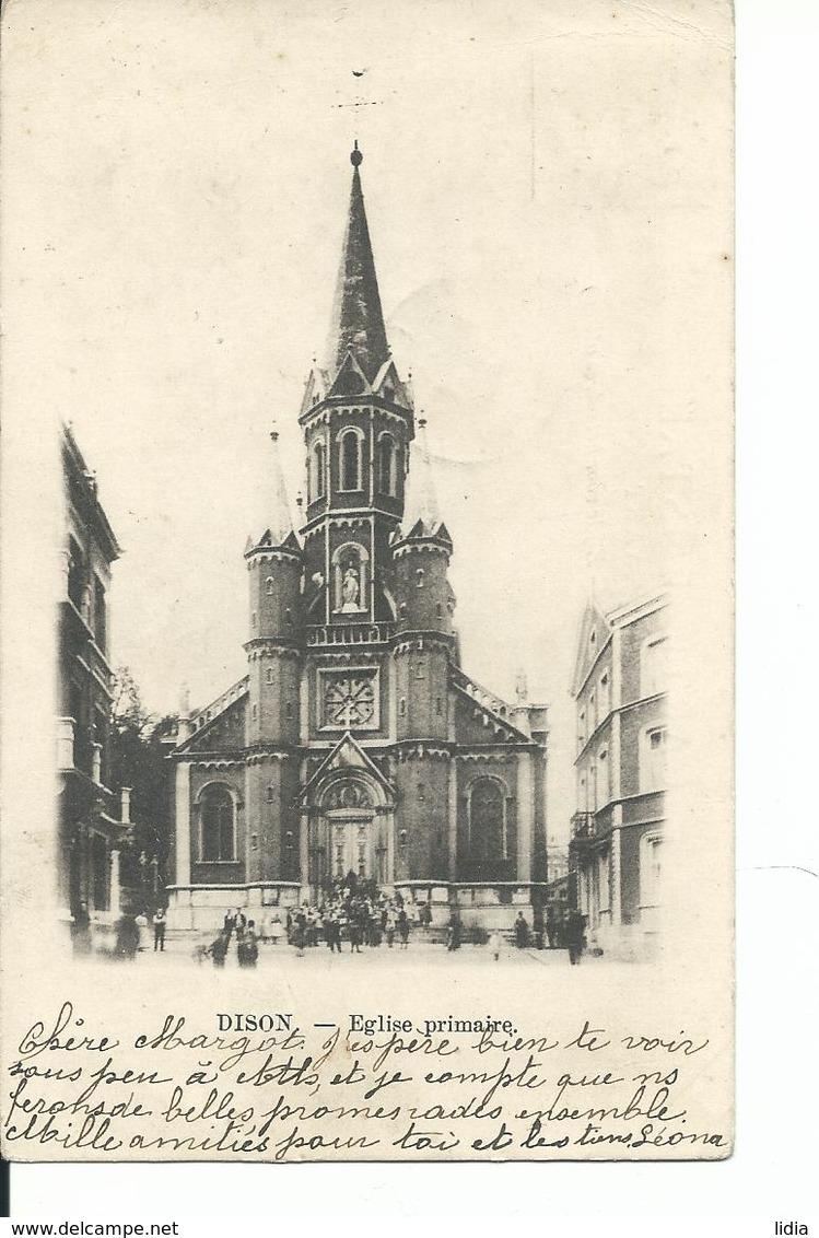 Dison   Eglise Primaire - Dison