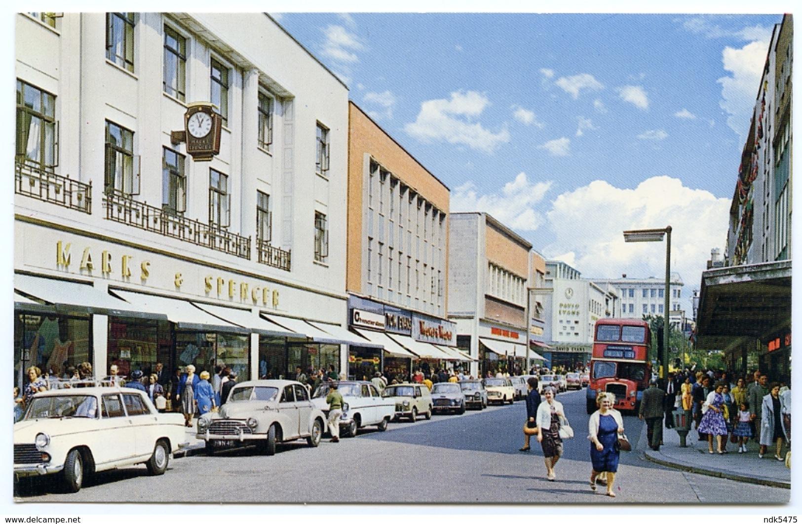 SWANSEA : OXFORD STREET - Glamorgan