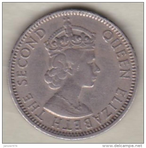 Chypre Cyprus 50 Mils 1955 , Elizabeth II , KM# 36 - Chypre