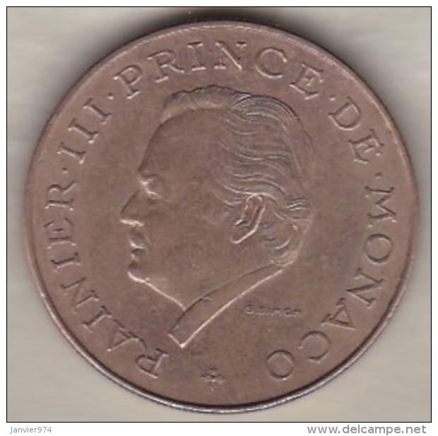 MONACO . 10 FRANCS 1978 RAINIER III - 1960-2001 Nouveaux Francs