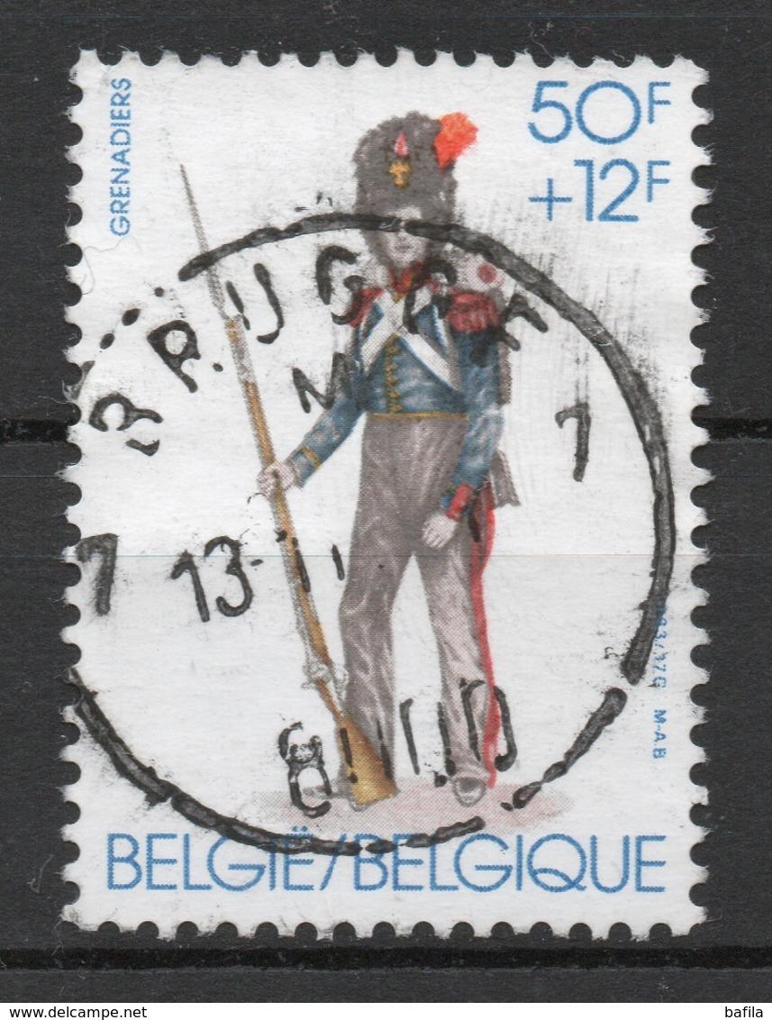 BELGIE: COB 2110 Zeer Mooi Gestempeld. - Belgien