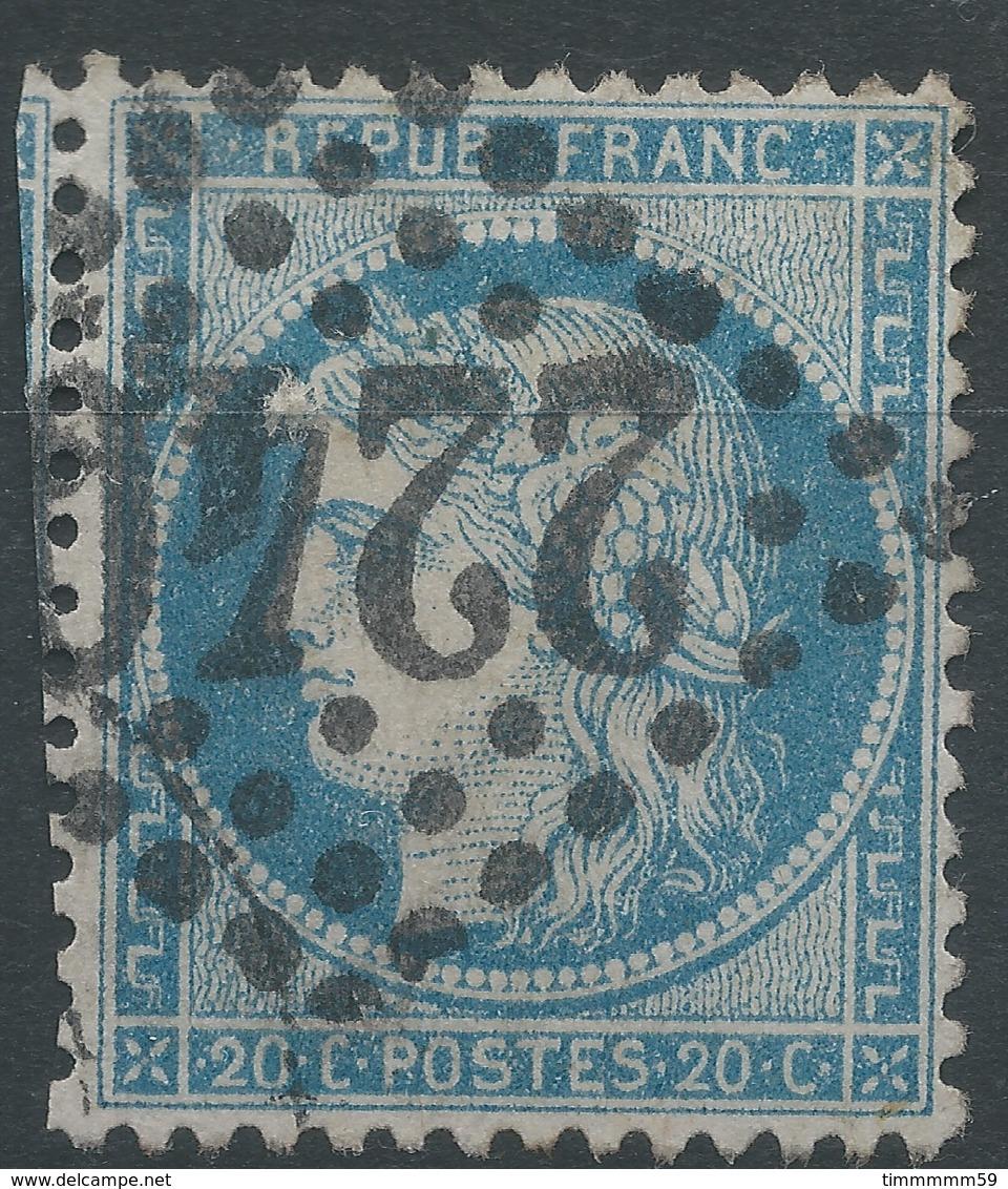Lot N°44399   N°37, Oblit GC 2240 Marseille, Bouches-du-Rhone (12) - 1870 Siege Of Paris
