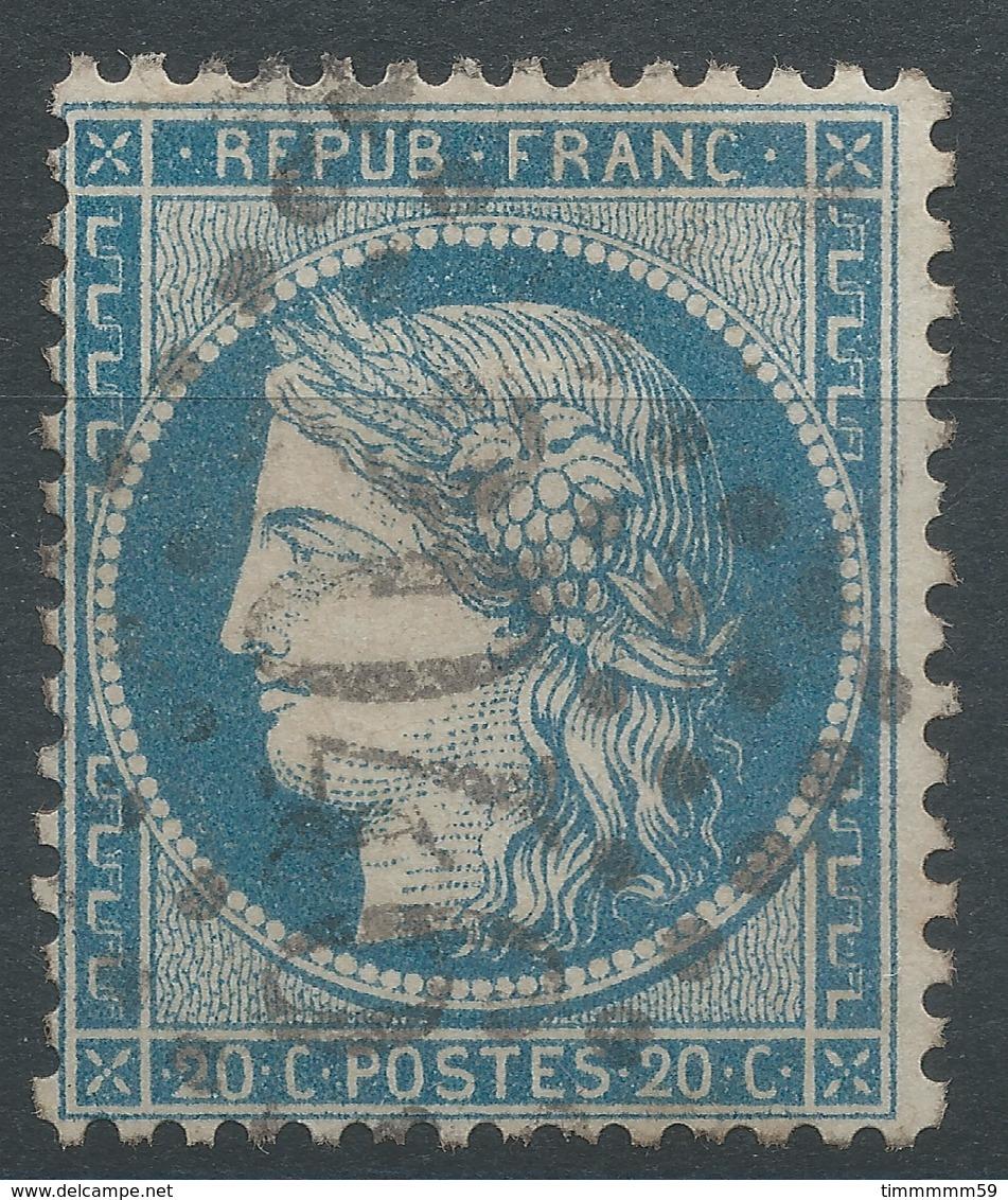 Lot N°44414   N°37, Oblit GC 2046 Lille, Nord (57) - 1870 Siege Of Paris