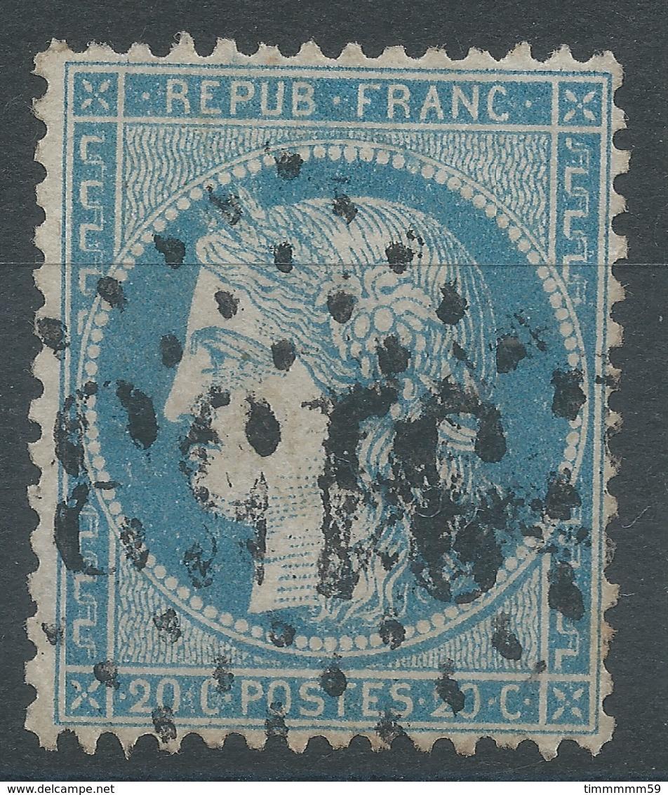 Lot N°44431   N°37, Oblit GC 3153 Rivesaltes, Pyrénées-Orientales (65), Ind 3 - 1870 Siege Of Paris