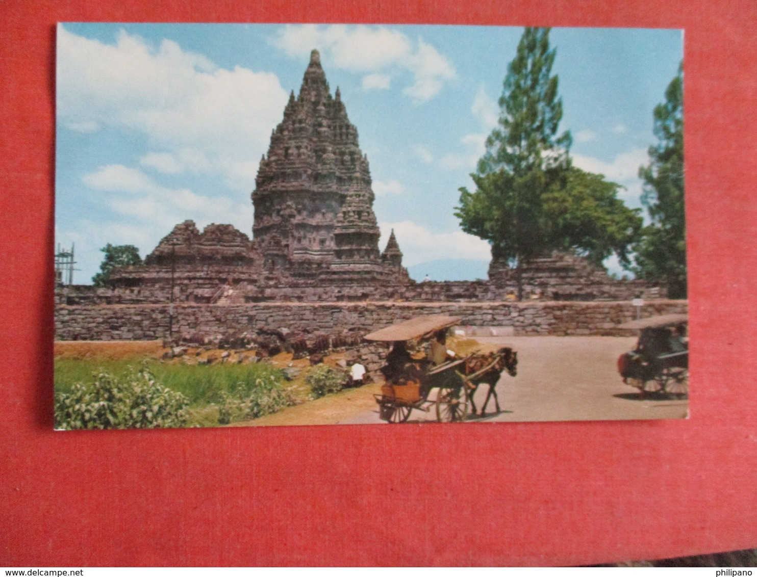 Indonesia Prambangan Complex        Ref 3050 - Indonesia