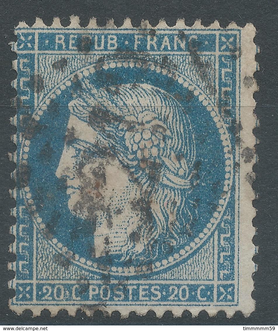 Lot N°44439   N°37, Oblit GC 3219 Rouen, Seine-Inférieure (74) - 1870 Siege Of Paris