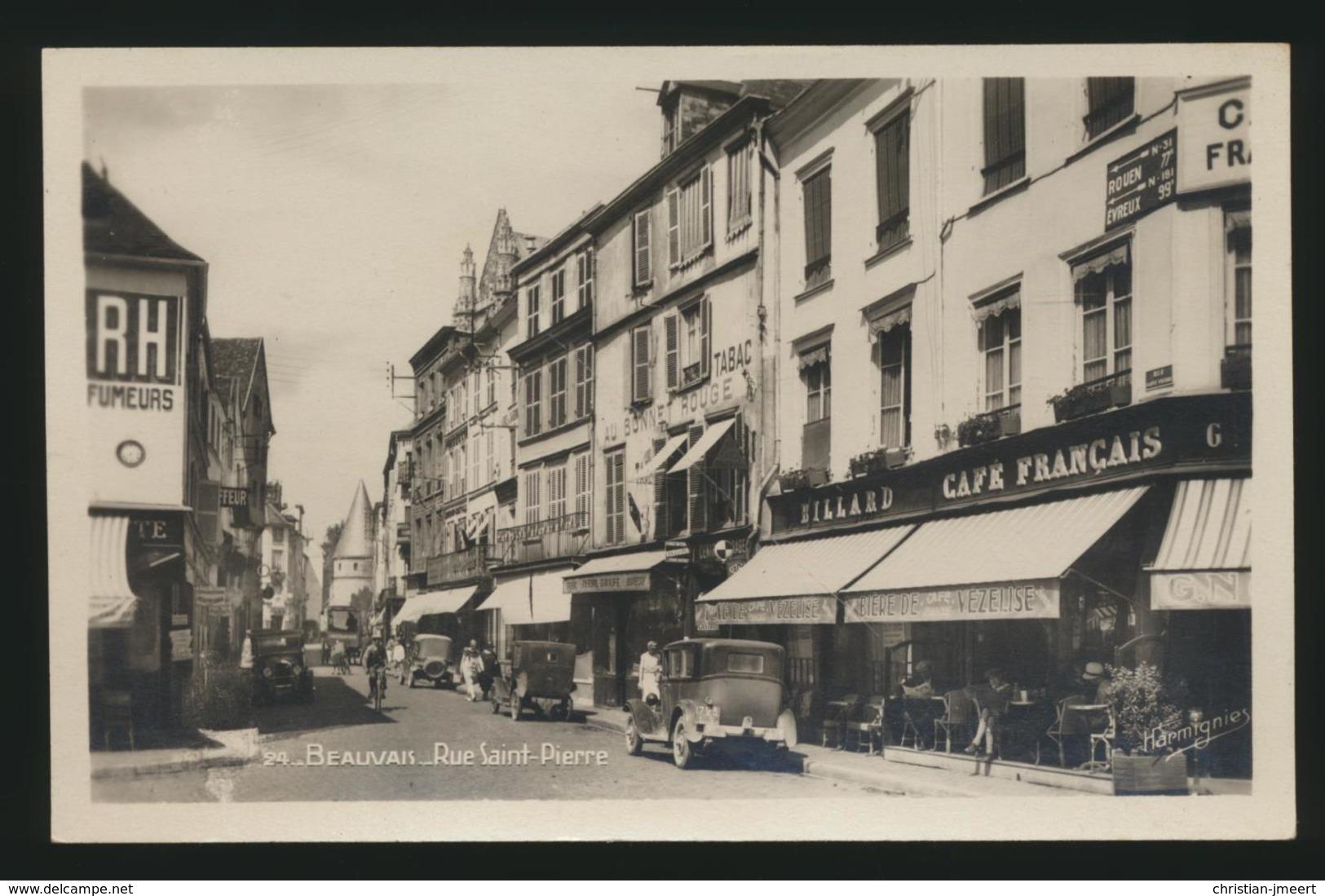 Beauvais  éd.Harmignies - Beauvais