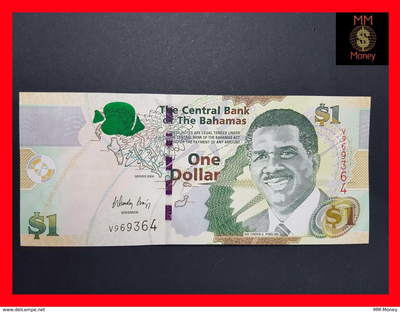 BAHAMAS 1 $ 2008 P. 71 UNC - Bahamas
