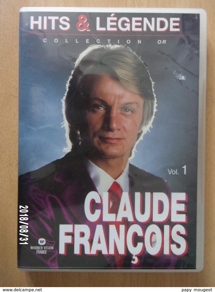 Claude François Hits & Légende Vol.1 - Musik-DVD's