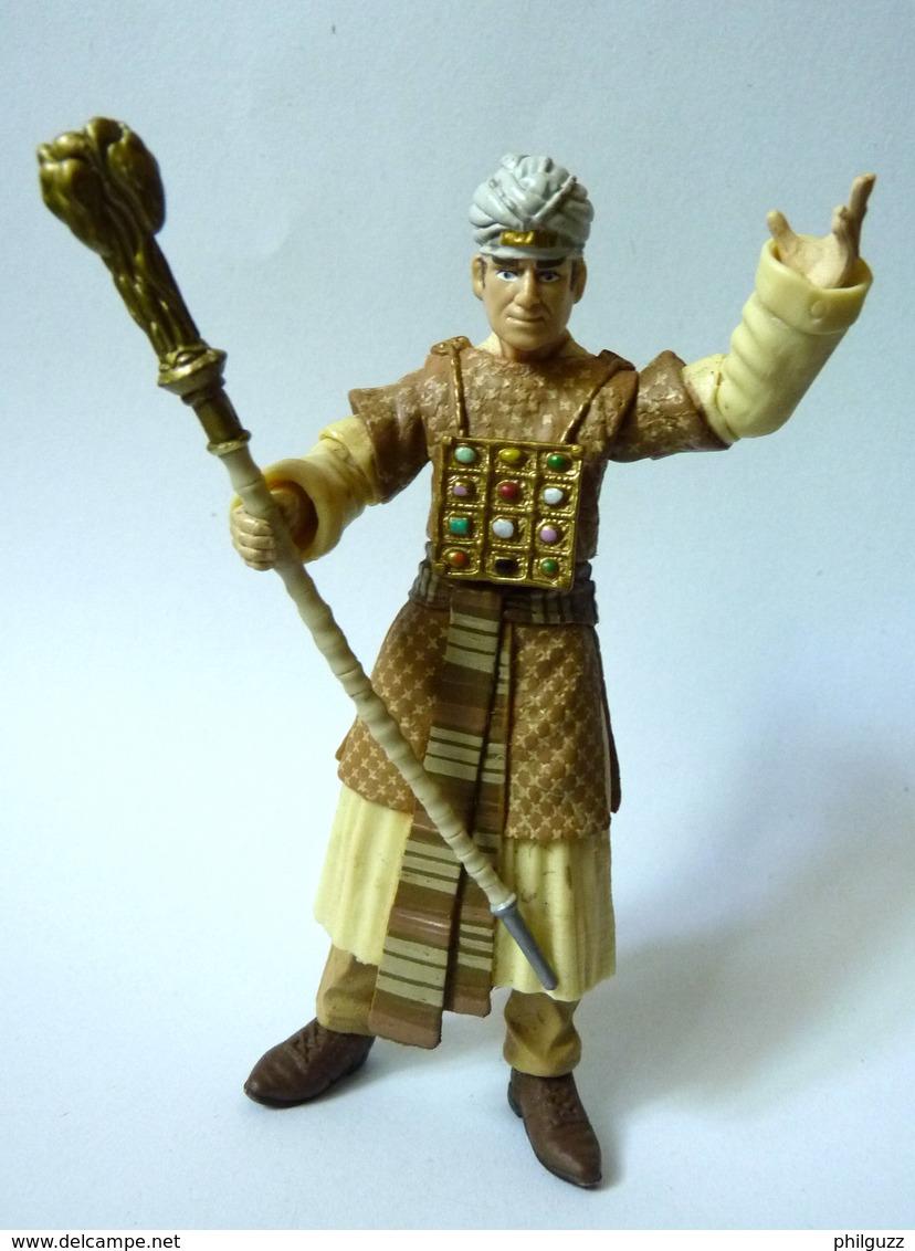 INDIANA JONES - RAIDERS OF THE LOST ARK - HASBRO 2008 - RENE BELLOQ Complet - Figurines