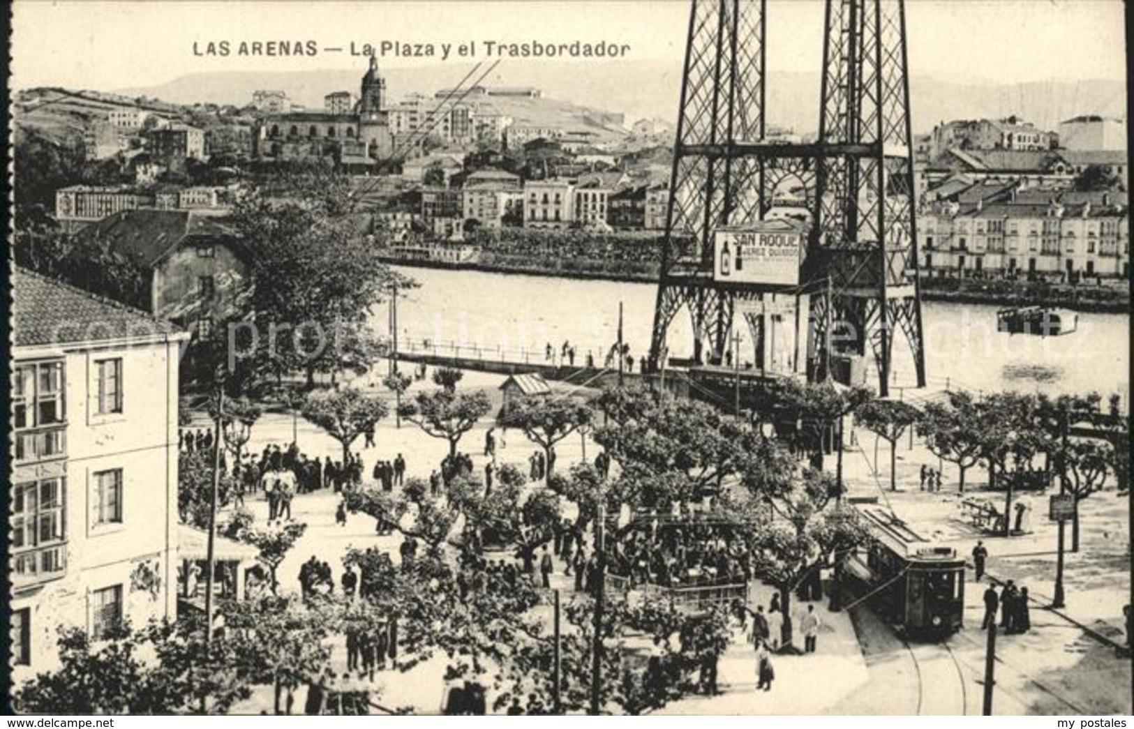 11717936 Las Arenas Plaza Y El Trasbordador Spanien - Espagne