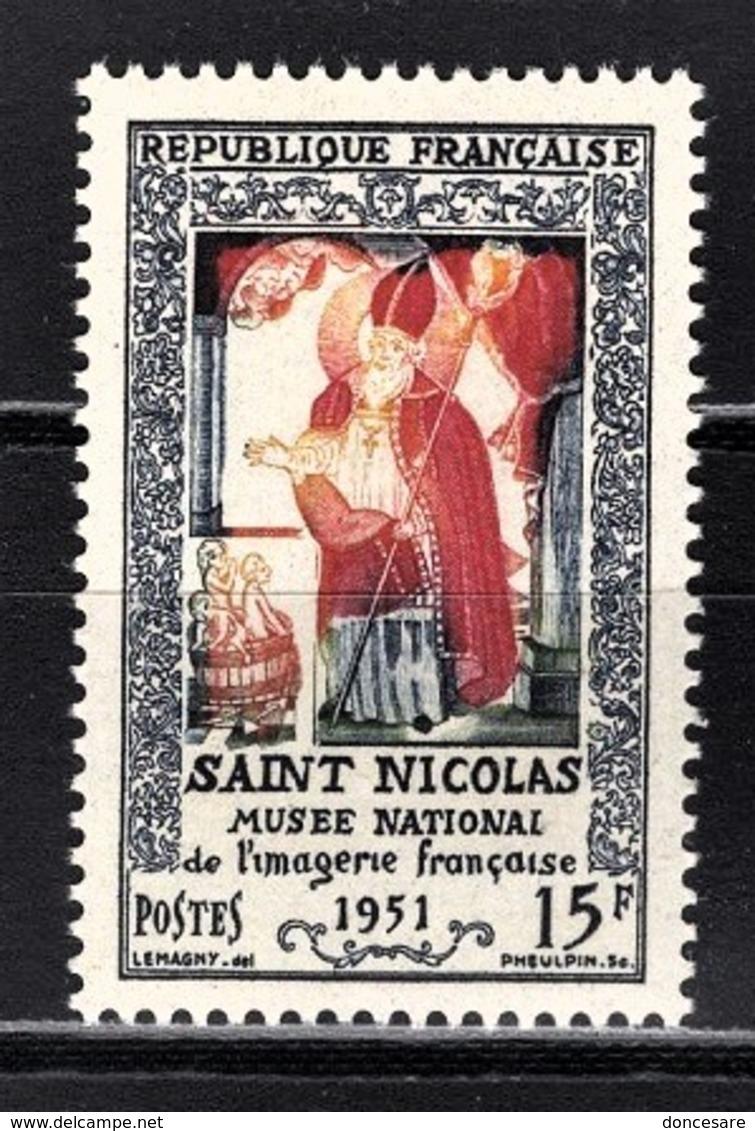 FRANCE 1951 - Y.T. N° 904 - NEUF** /1 - France