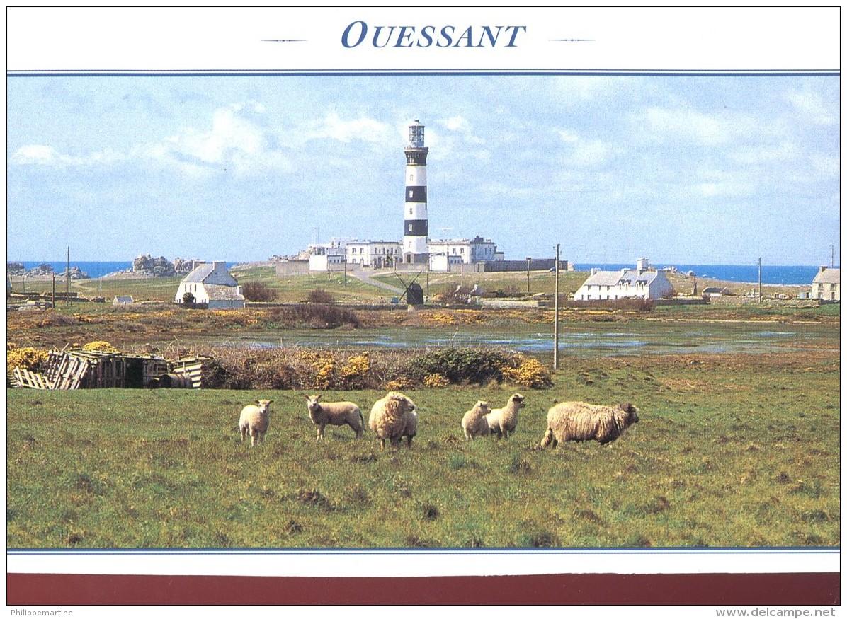 29 - Ile D'Ouessant : Le Phare De Créac'h - Leuchttürme