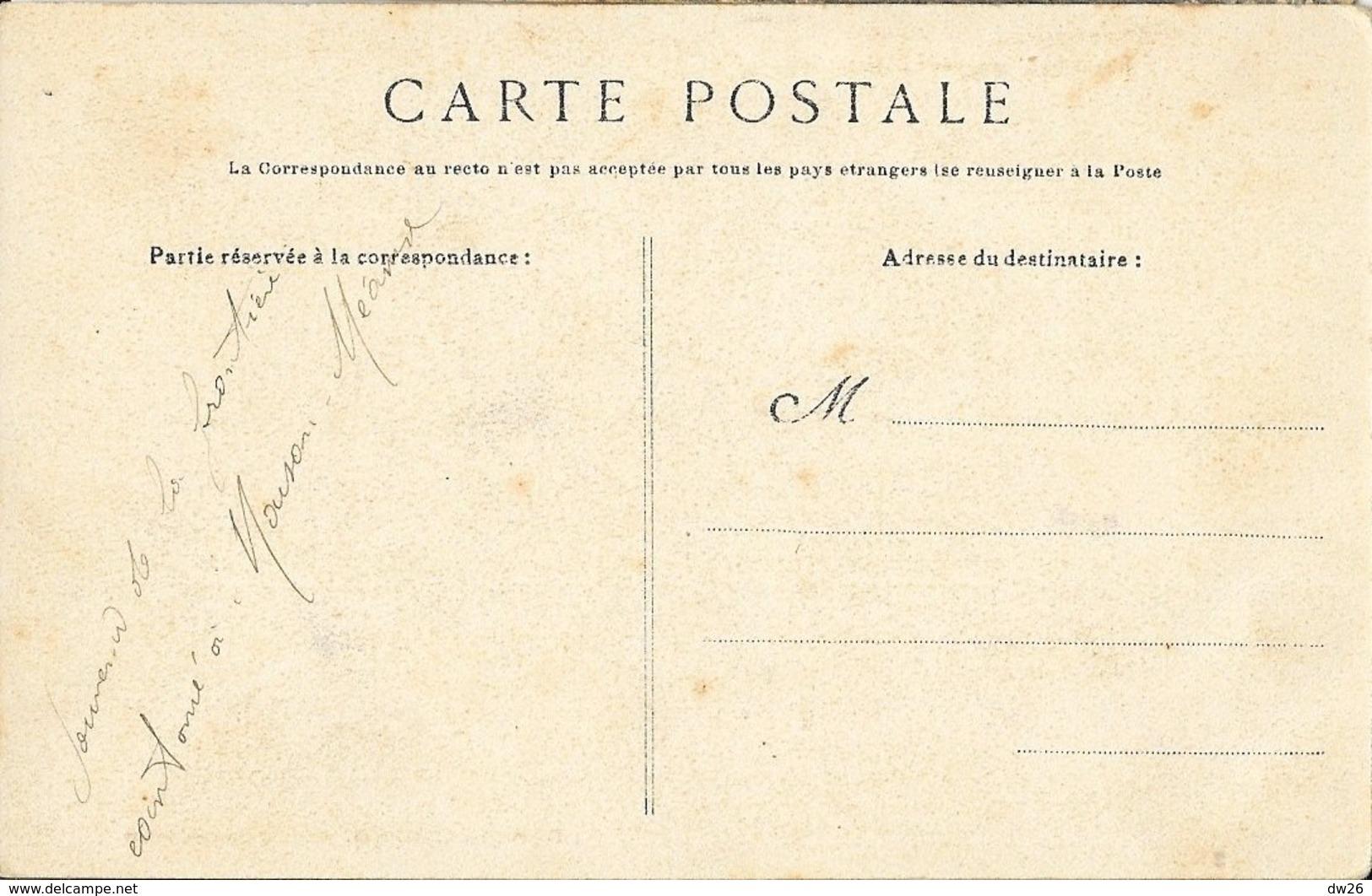 Larche (Alpes De Hautes Provence) - La Route D'Italie, Refuge - Librairie A. Astoin - France