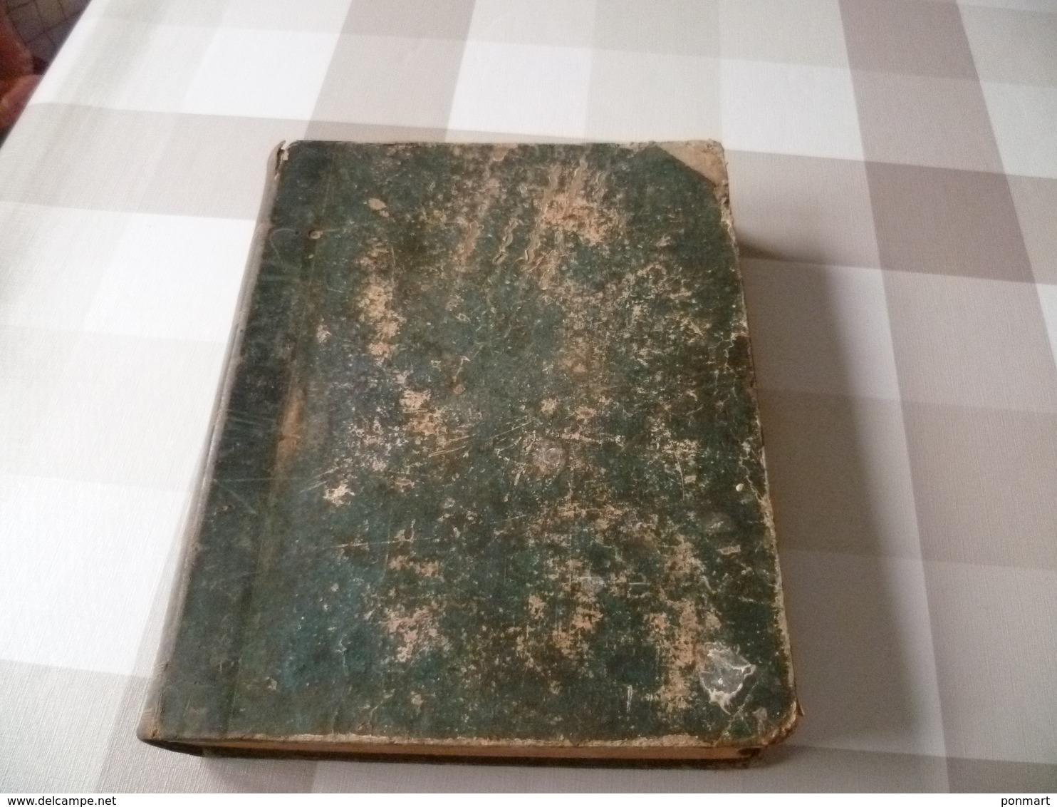 Dictionnaire Des Contributions Indirectes Des Manufactures De Poudres Et Tabacs  De 1874 - Tabac (objets Liés)