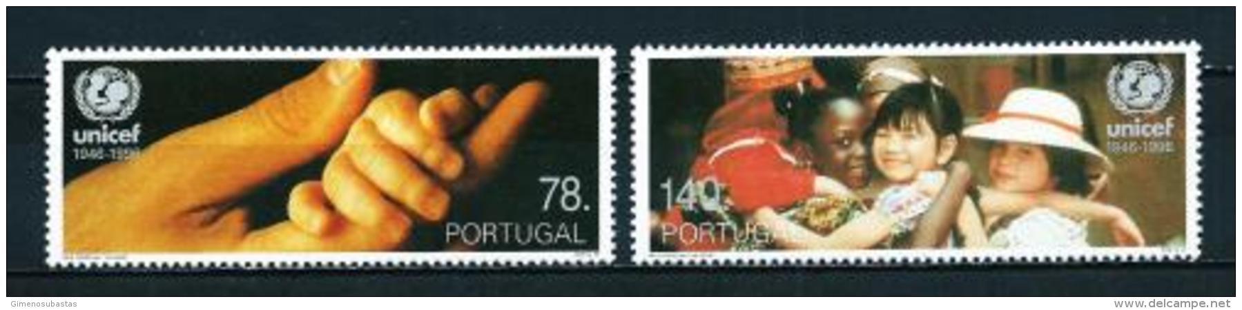 Portugal  Nº Yvert  2092/3  En Nuevo - 1910-... República