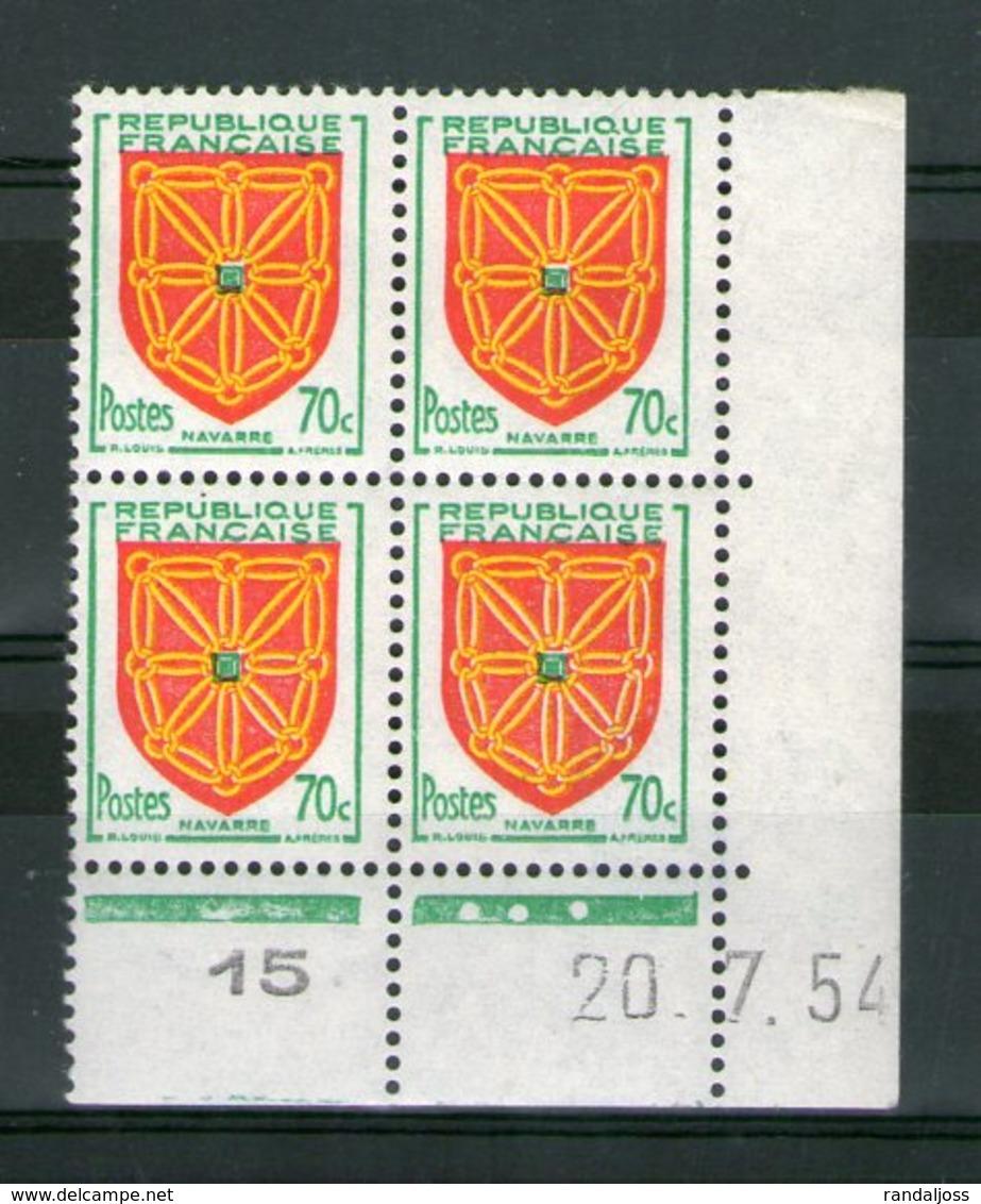 N° 1000**_20/7/54_3 Points_15 - 1950-1959