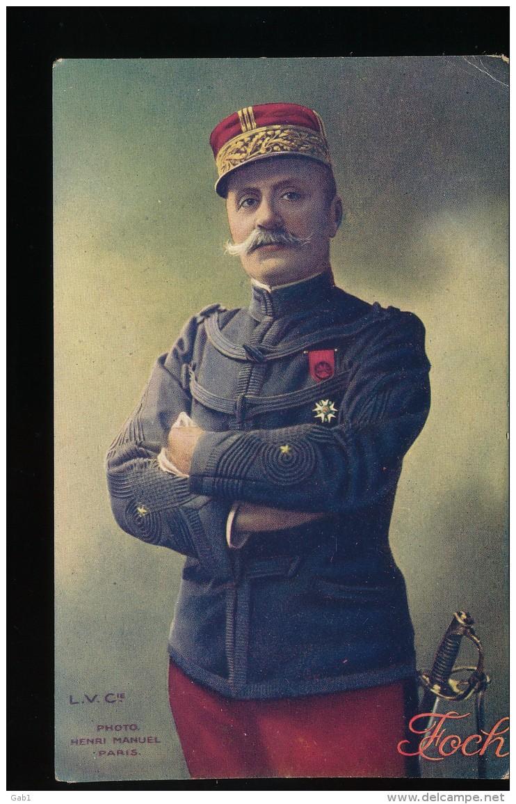 General --- Foch - Personen