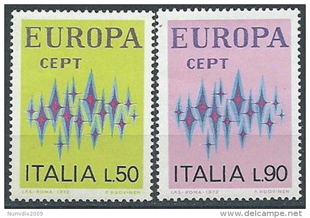 1972 EUROPA ITALIA MNH ** - EV-3 - Europa-CEPT
