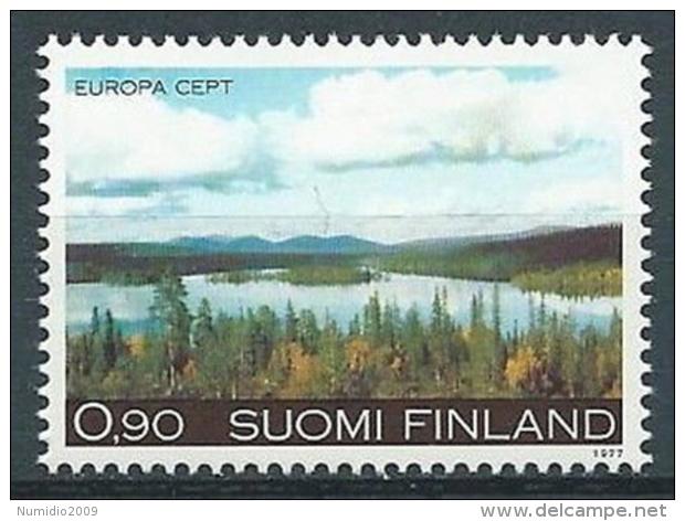 1977 EUROPA FINLANDIA MNH ** - EV - 1977