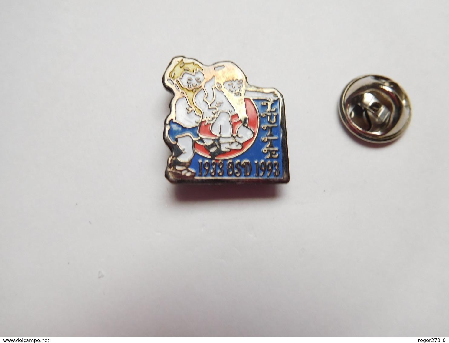 Beau Pin's , Lutte , 1933 OSD 1993 - Worstelen