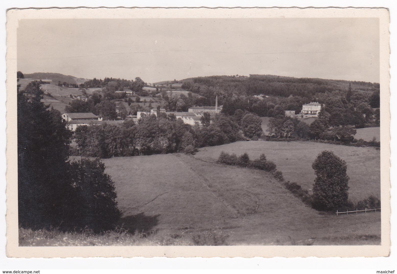 Cadolon - Vue Générale - Circulé 1954 - Autres Communes