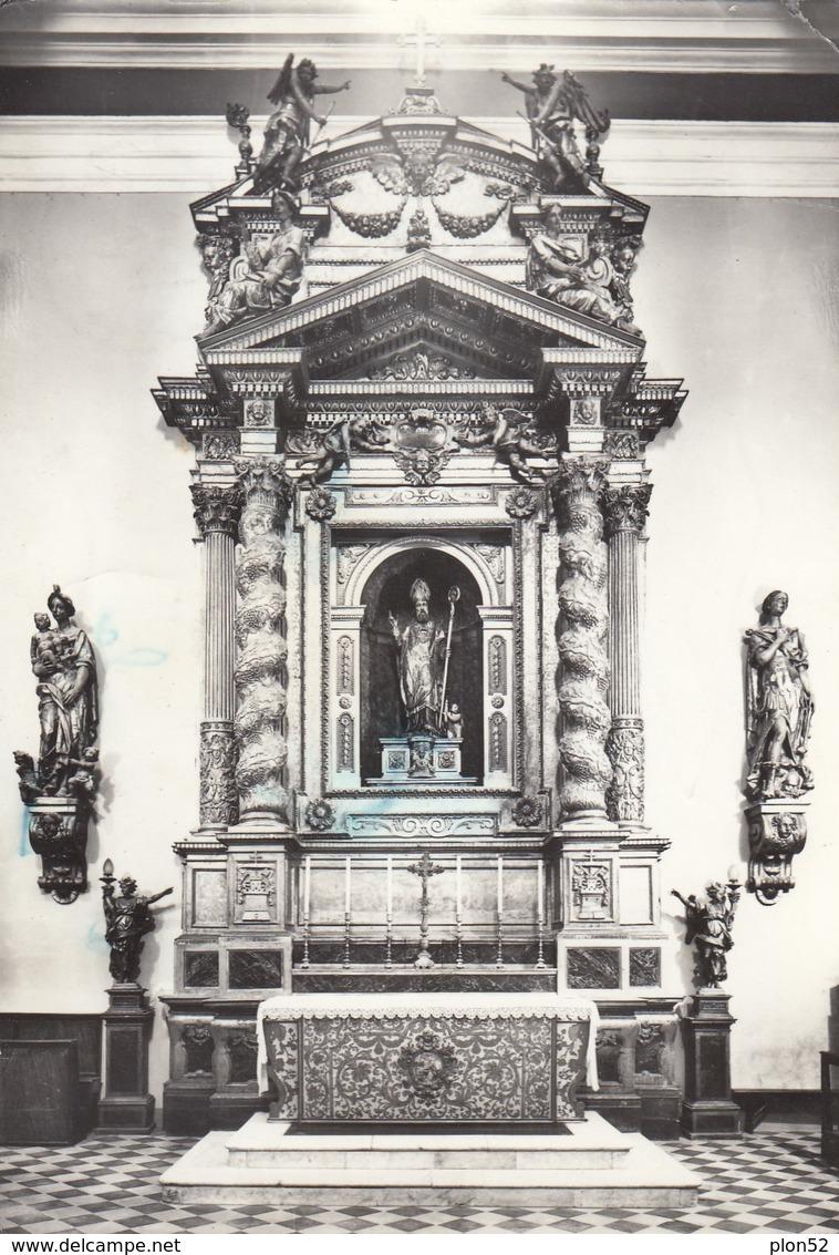 12123-ARCEVIA(ANCONA)-ALTARE DEL PATRONO S.MEDARDO-FG - Ancona