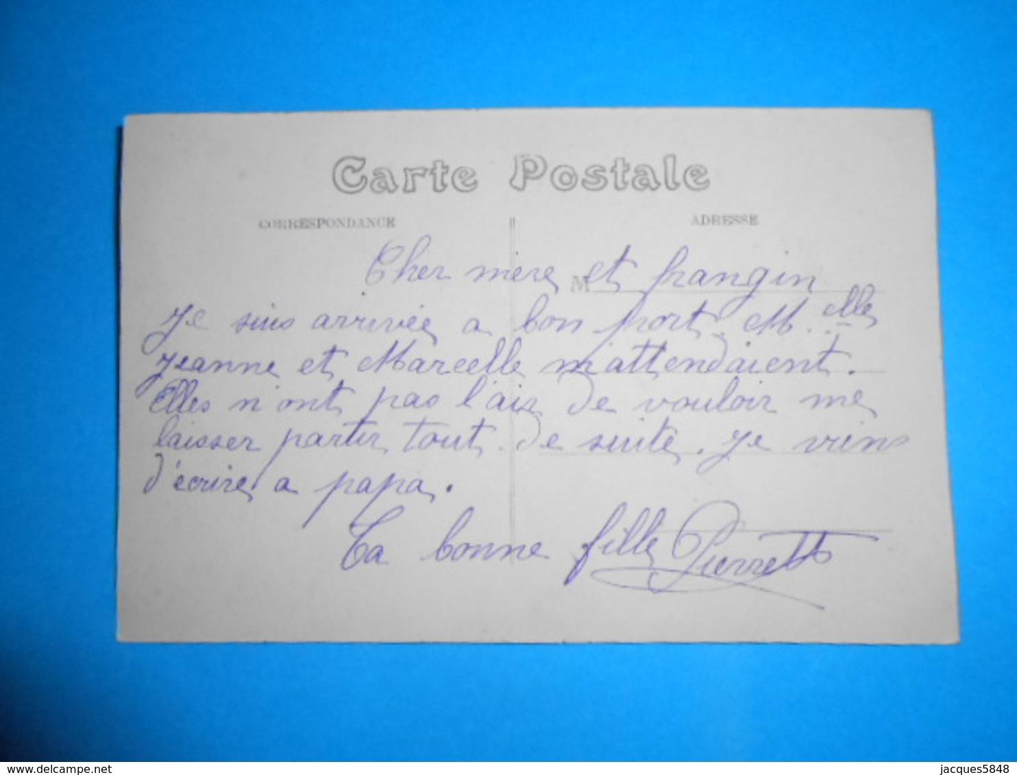 17 ) Ile D'oléron - Le Chateau - Braun N° 3108 - La Plage à L'heure Du Bain - Année 1916 - Ile D'Oléron