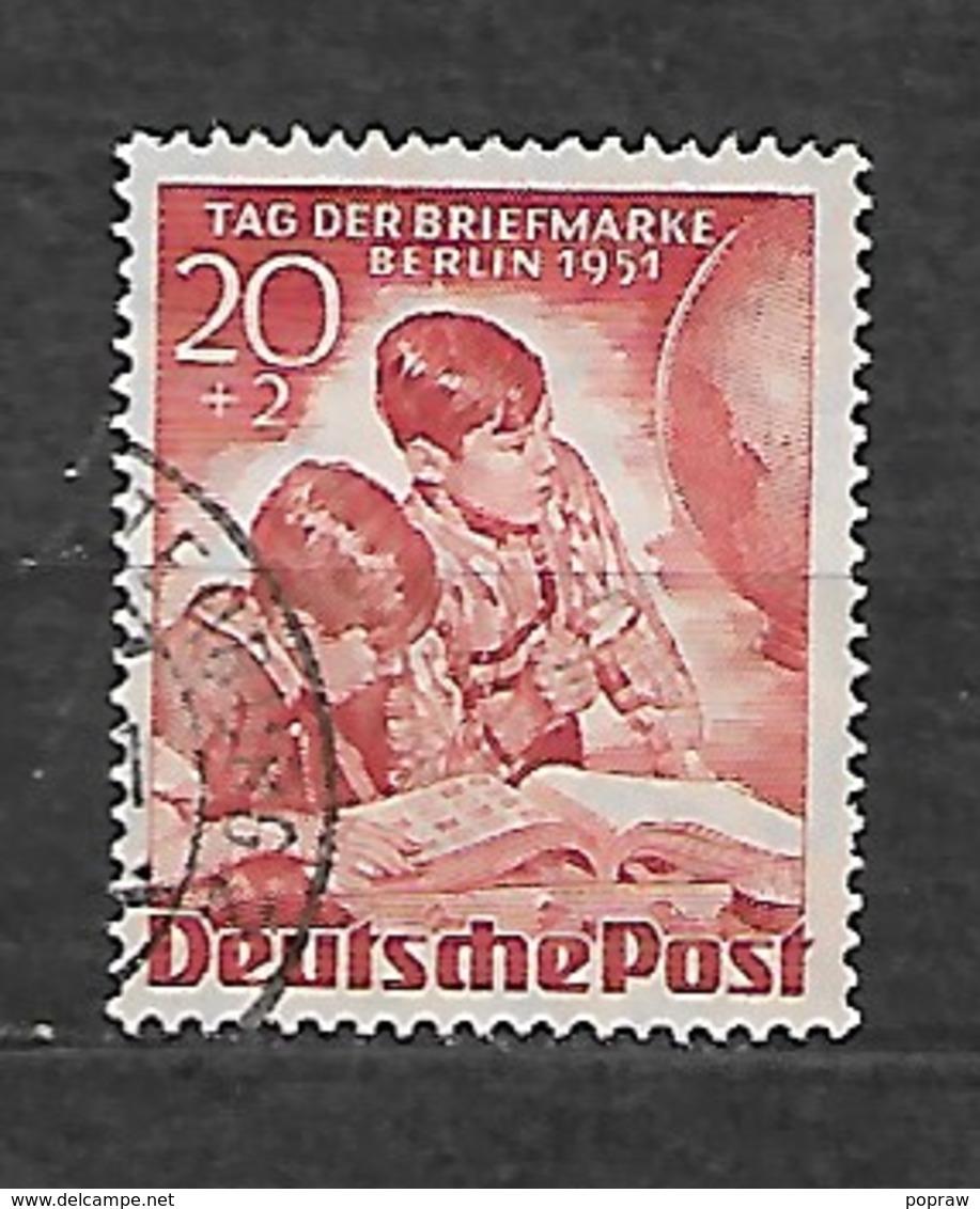#167A# BERLIN YVERT 67, MICHEL 81 USED. - Oblitérés