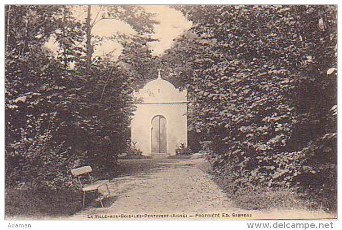 Aisne        491-1        La Ville Aux Bois.Propriété Ed GABEREAU - Autres Communes
