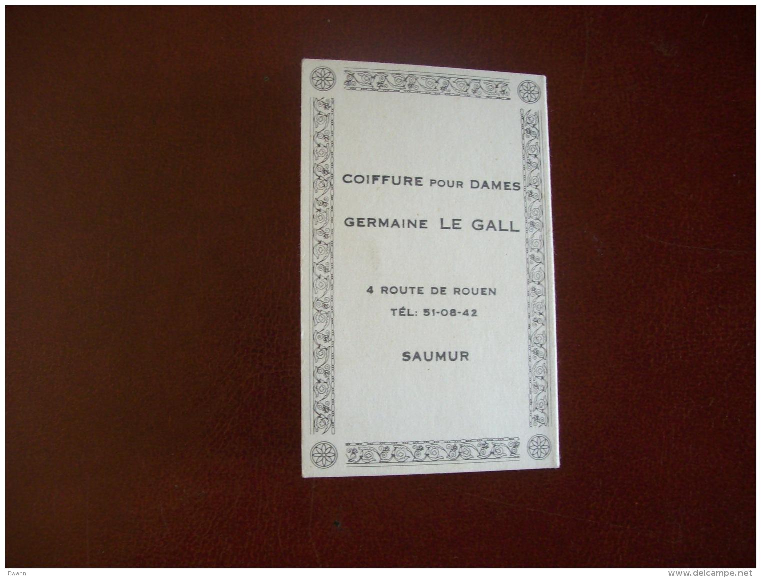 Calendrier Parfumé De 1966: Bernoues France, Parfum Espac, Cheramy, Paris-Publicité Coiffure G.Le Gall à Saumur (49) - Calendriers