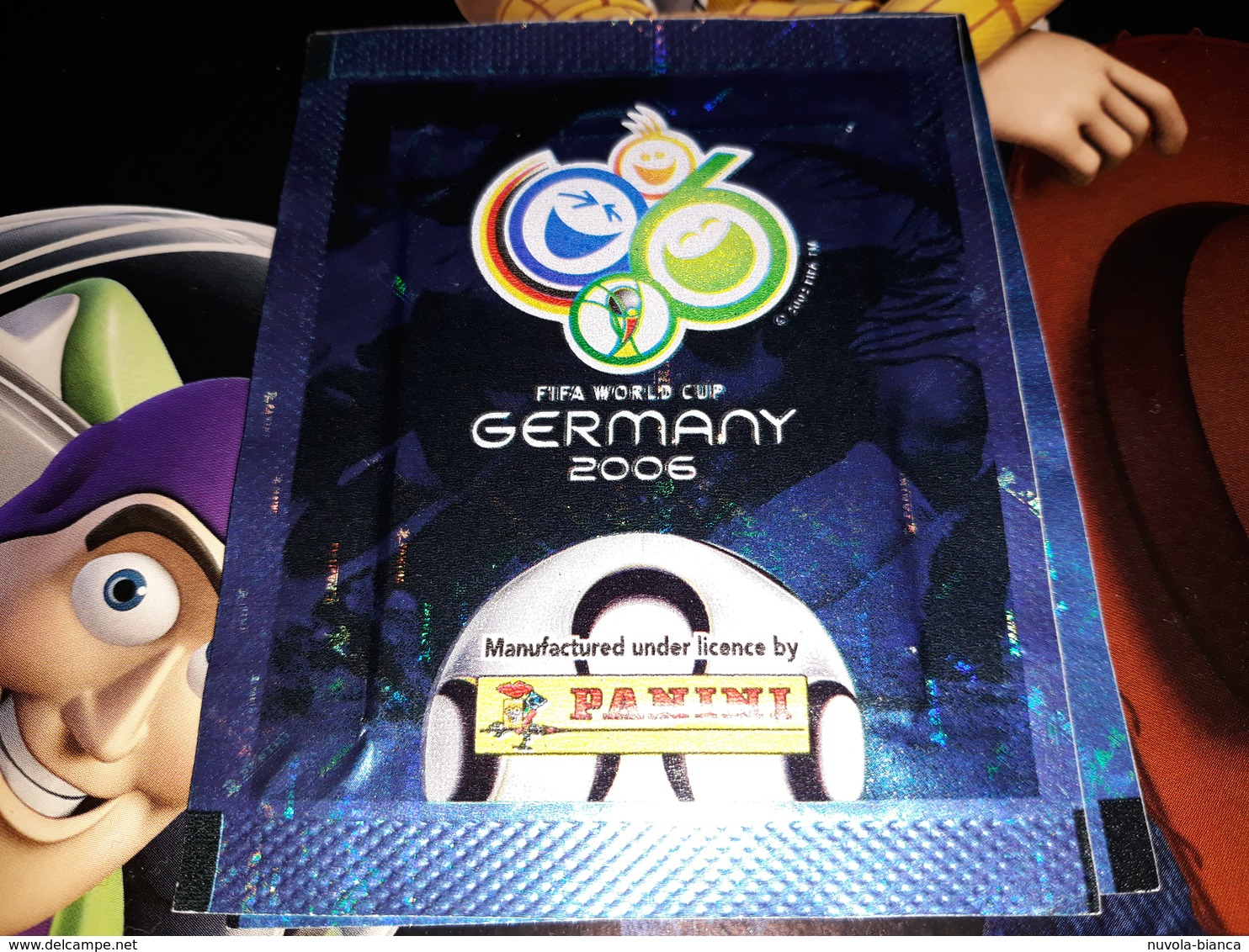 GERMANY 2006 Fifa World CUP Bustina Chiusa Figurine Panini - Italian Edition