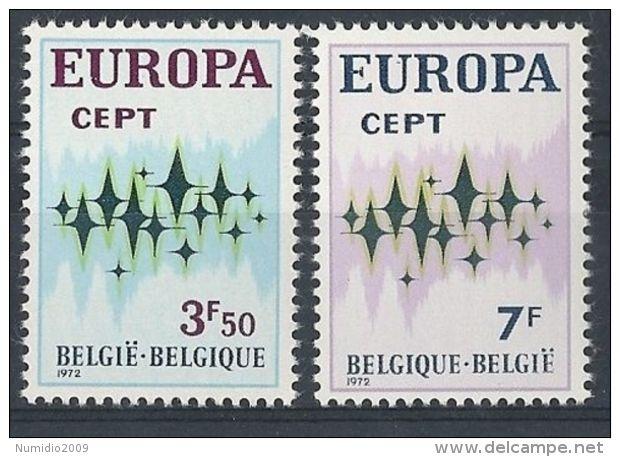 1972 EUROPA BELGIO MNH ** - EU046 - Europa-CEPT